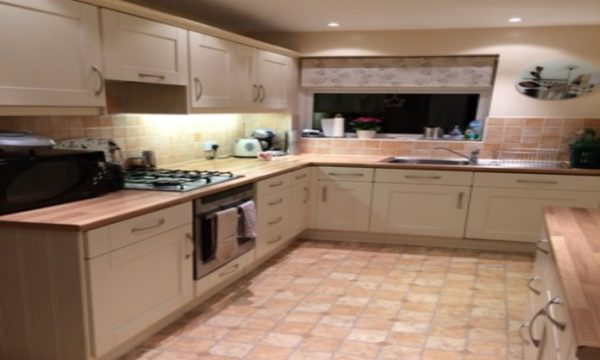 Kitchen Before and After Pictures!
