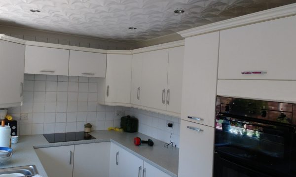 Kitchen Makeover Pictures!