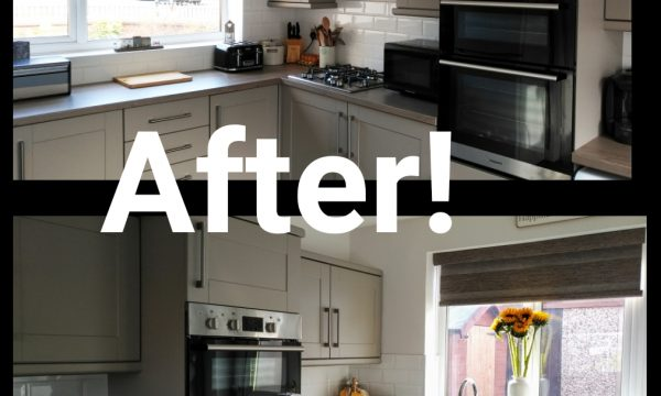 Before and After Photos!