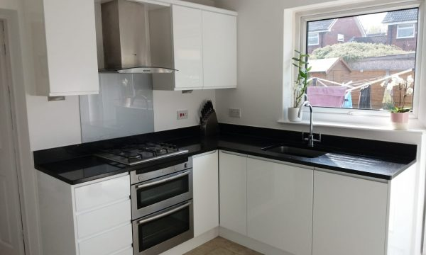 Mr and Mrs Geoghegan's Testimonial and Kitchen Makeover Pictures!