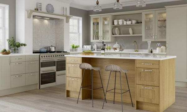 New Kitchen Makeover Photos!