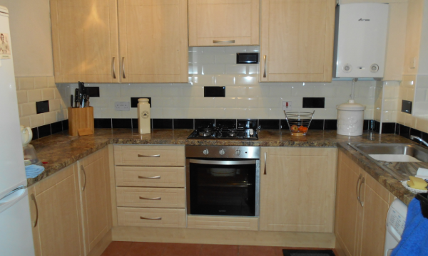Another happy Kitchen Makeover Customer!